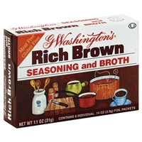 Washington Seasoning Broth